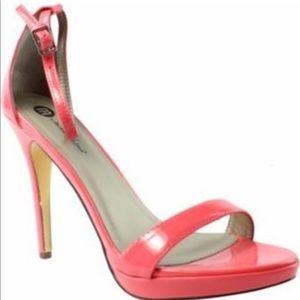 Women's Lovina-met Heeled Sandal